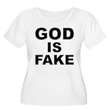 GOD IS FAKE T-Shirt