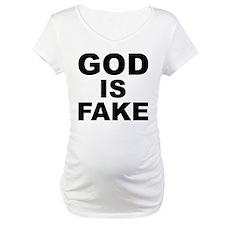 GOD IS FAKE Shirt