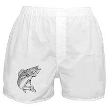 Walleye Boxer Shorts