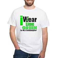 Lime Green Granddaughter Shirt