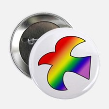 GLBT Dove Button