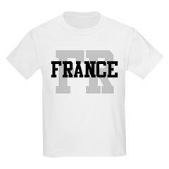 FR France Kids Light T-Shirt