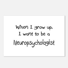 When I grow up I want to be a Neuropsychologist Po