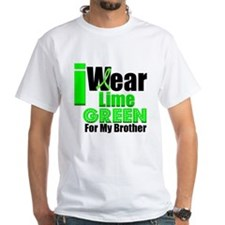 I Wear Lime Green Brother Shirt