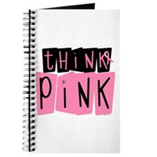 Think Pink 6 Journal