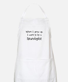 When I grow up I want to be a Neurologist BBQ Apro