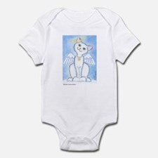 Angel Kitty Infant Creeper
