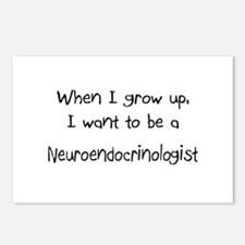 When I grow up I want to be a Neuroendocrinologist