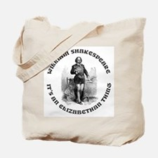 WILLIAM SHAKESPEARE T-SHIRTS Tote Bag