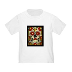 Day of the Dead Skull Toddler T-Shirt
