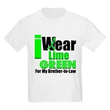 Lymphoma Brother-in-Law T-Shirt