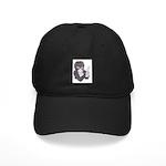 MONKEY WITH BANANA Black Cap