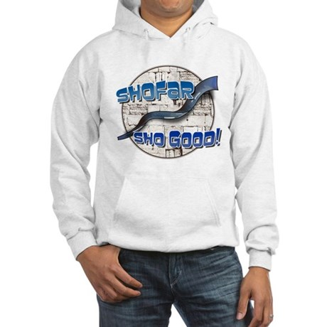 Shofar, Sho Good! Hooded Sweatshirt