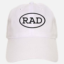 RAD Oval Baseball Baseball Cap