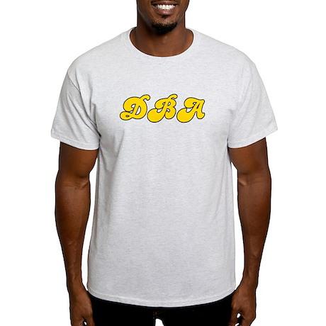 Retro DBA (Gold) Light T-Shirt