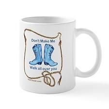 BLUE BOOTS Mug