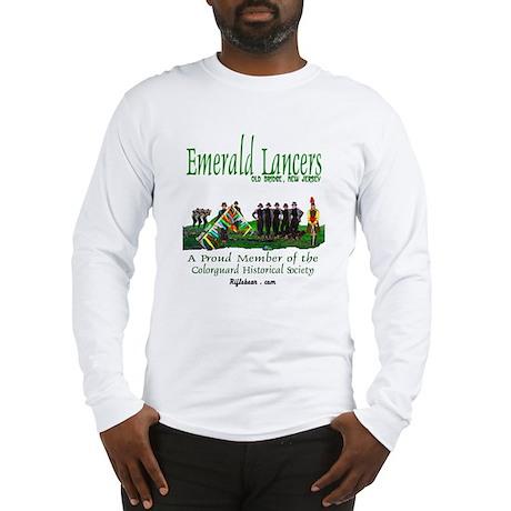 Emerald Lancers Long Sleeve T-Shirt