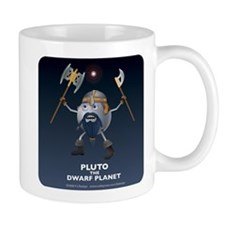 Pluto the Dwarf Planet Mug