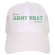 Future Army Brat On Board Baseball Cap