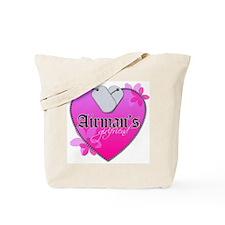 Airman's Girlfriend 2 Tote Bag