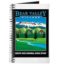 Bear Valley Village - Journal