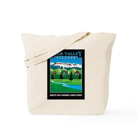 Bear Valley Village - Tote Bag