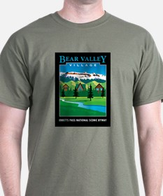 Bear Valley Village - T-Shirt