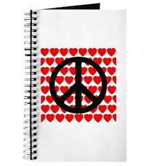 Peace Symbol Journal