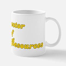 Retro Director of.. (Gold) Mug