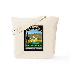 Grover Hot Springs - Tote Bag