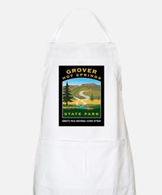 Grover Hot Springs - BBQ Apron