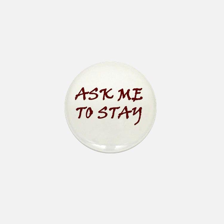 Cute Dawson Mini Button