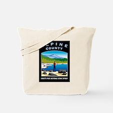 Alpine County - Tote Bag