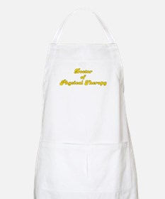 Retro Doctor of P.. (Gold) BBQ Apron
