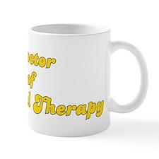 Retro Doctor of P.. (Gold) Mug