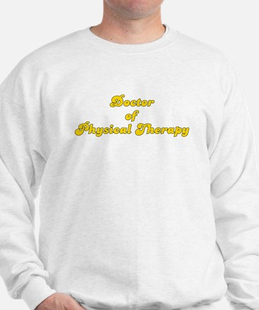 Retro Doctor of P.. (Gold) Sweatshirt