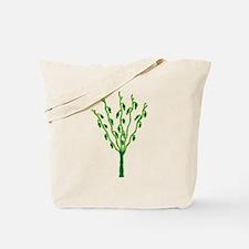 Navajo Tree (of Life) Tote Bag