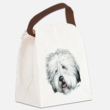 Sweet Sheepie Canvas Lunch Bag