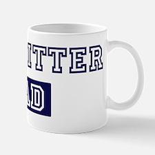 Babysitter dad Mug