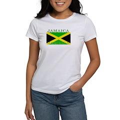 Jamaica Jamaican Flag Tee