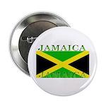 Jamaica Jamaican Flag Button