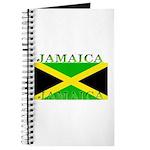 Jamaica Jamaican Flag Journal
