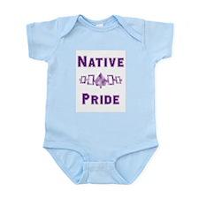 Hiawatha Native Pride Infant Creeper