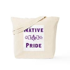 Hiawatha Native Pride Tote Bag