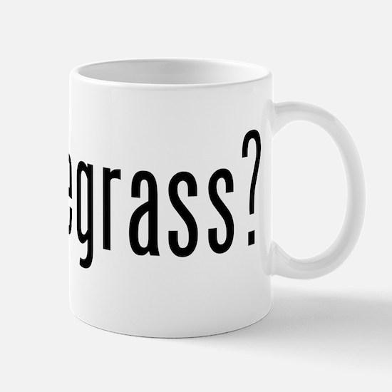 got bluegrass? Mug