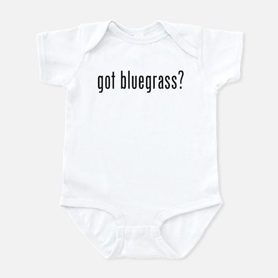 got bluegrass? Infant Bodysuit