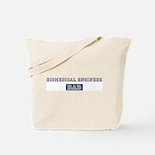 Biomedical Engineer dad Tote Bag