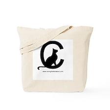 Loving the Feral Cat Soul Tote Bag
