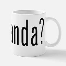 got banda? Mug