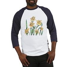 Daffodils Baseball Jersey